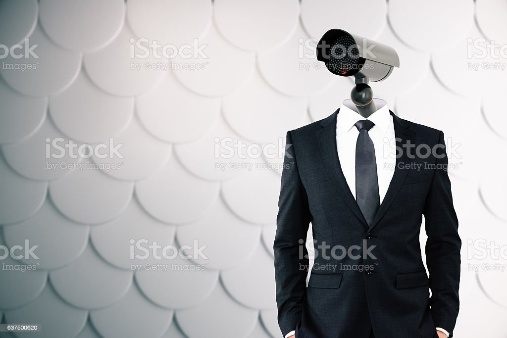 Supervision concept stock photo