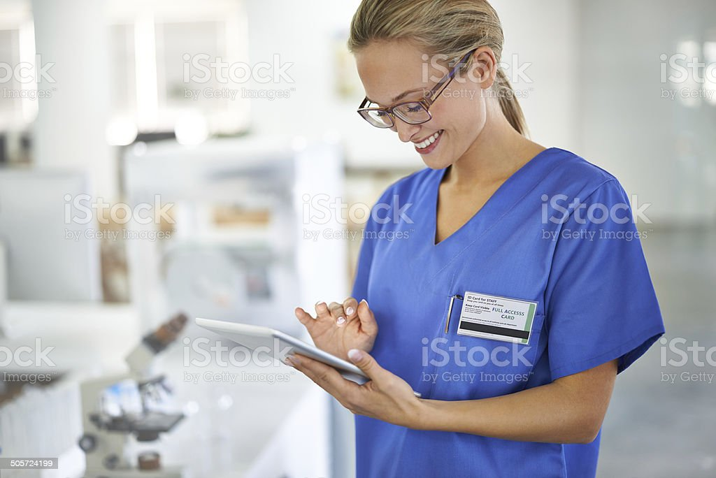 Support for a surgeon stock photo