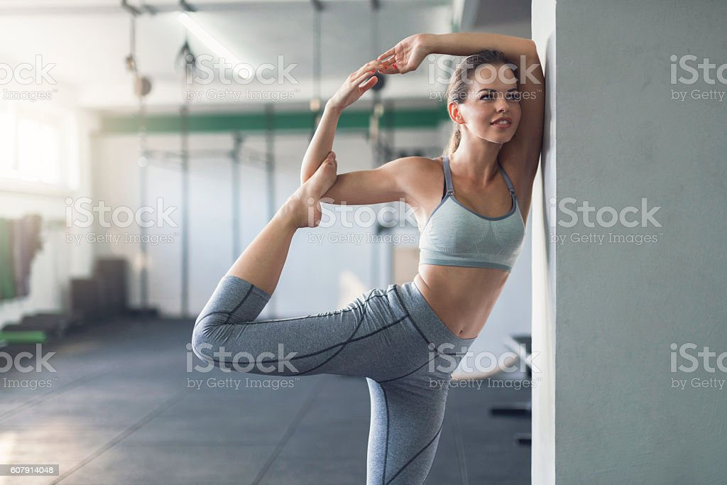 Support your balance stock photo