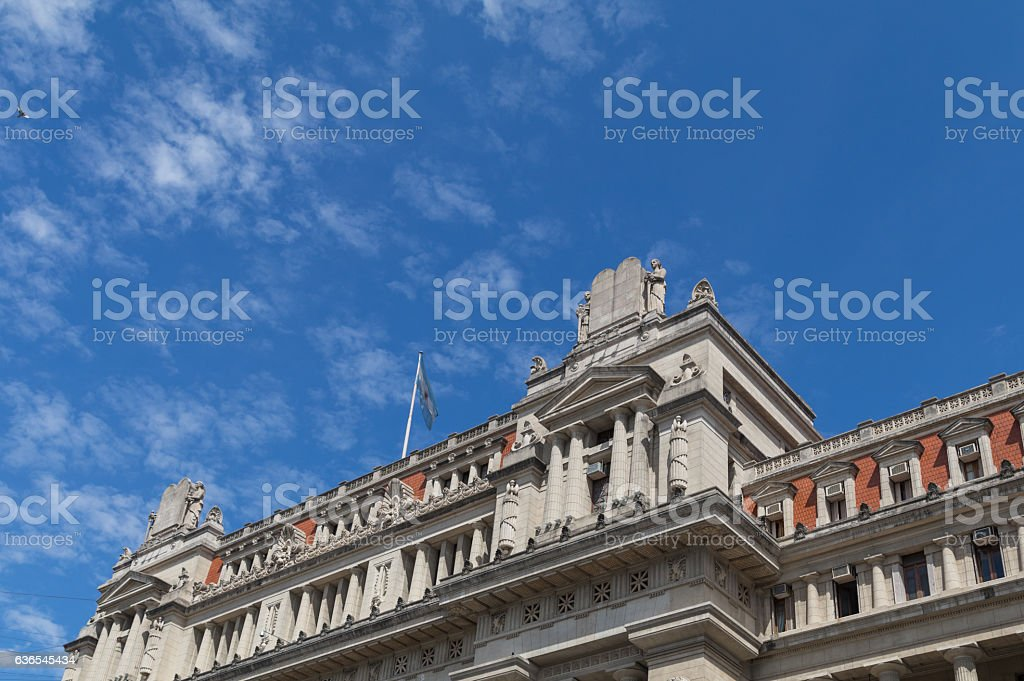 Supreme Court of Argentina stock photo