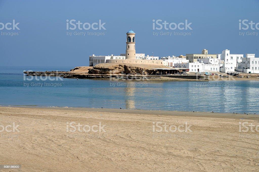 Sur, Al Ayjah, Oman stock photo
