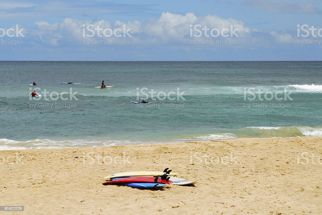 Surf Class royalty-free stock photo