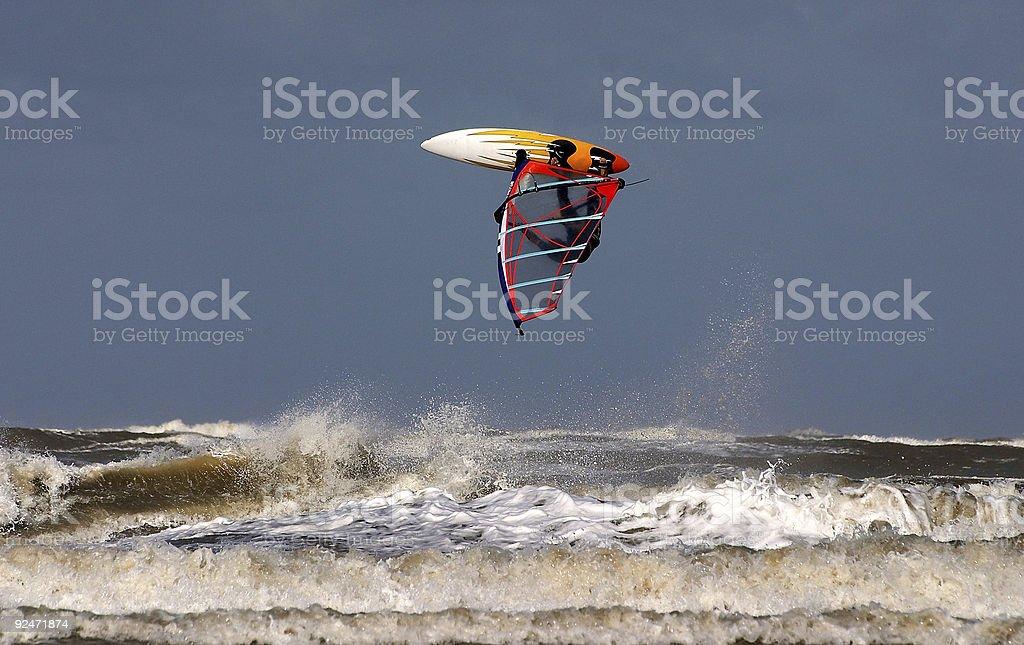 Surf Salto stock photo