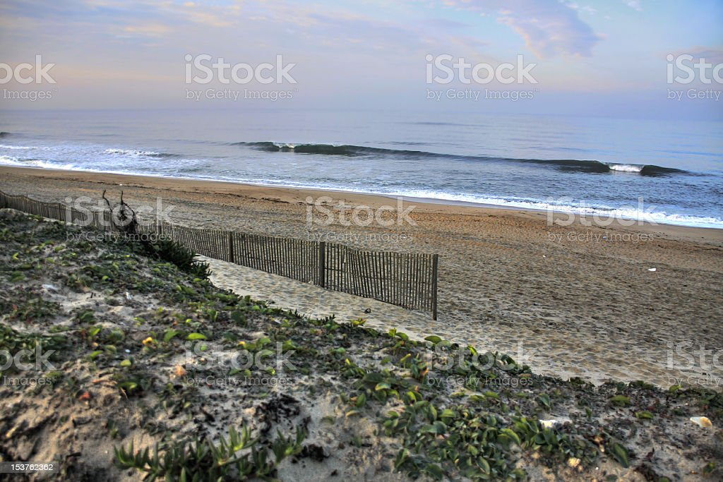 Surf spot stock photo