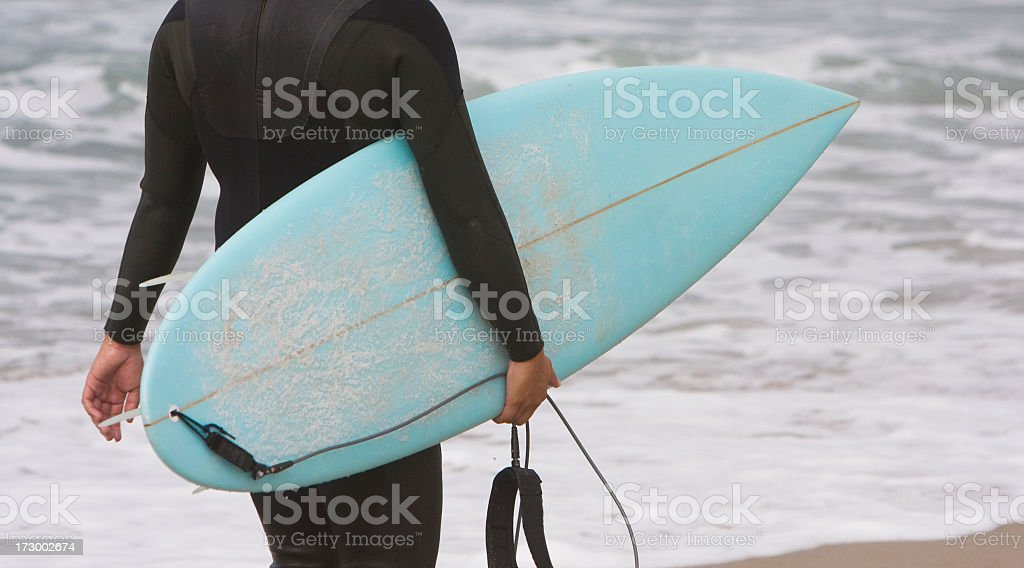 surf time royalty-free stock photo