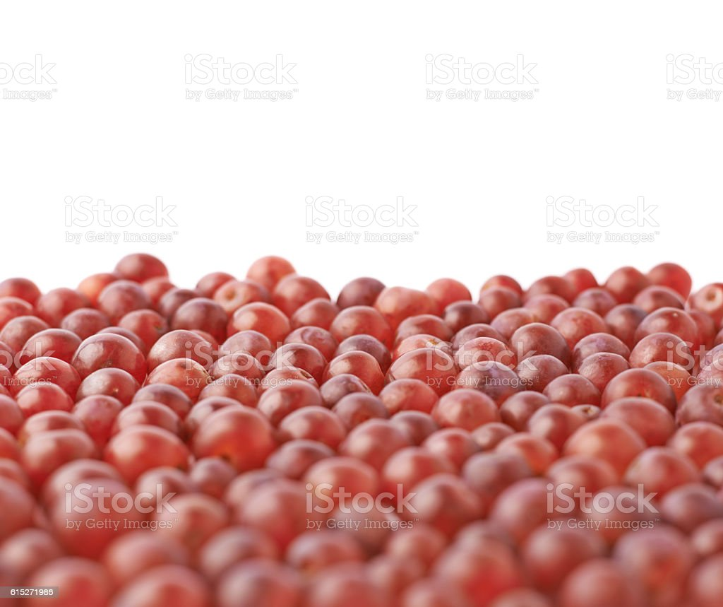 Surface covered with the dark red grapes stock photo
