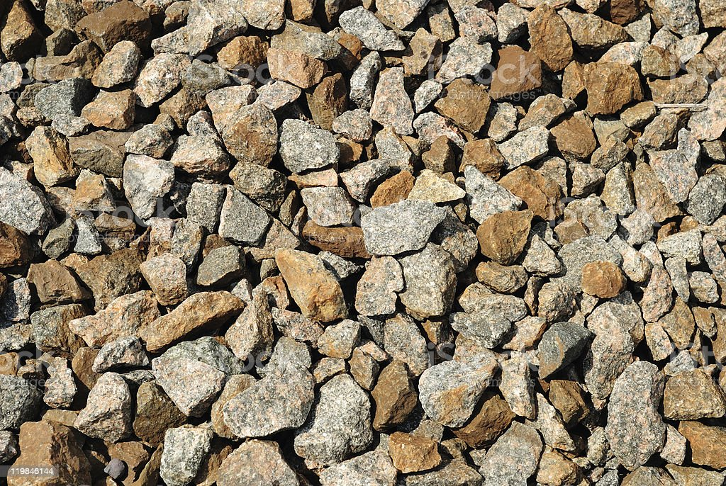 Surface from a pebble stock photo