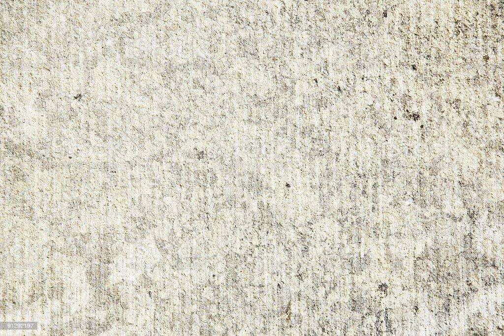 Surface of a Limestone Block royalty-free stock photo