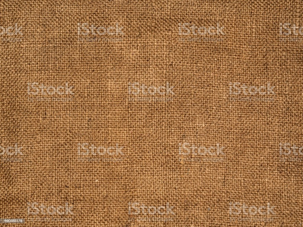 Surface of burlap stock photo