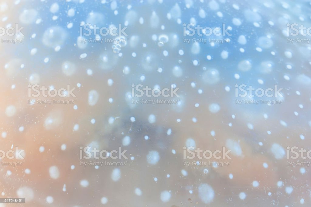 Surface of Jellyfish for background stock photo