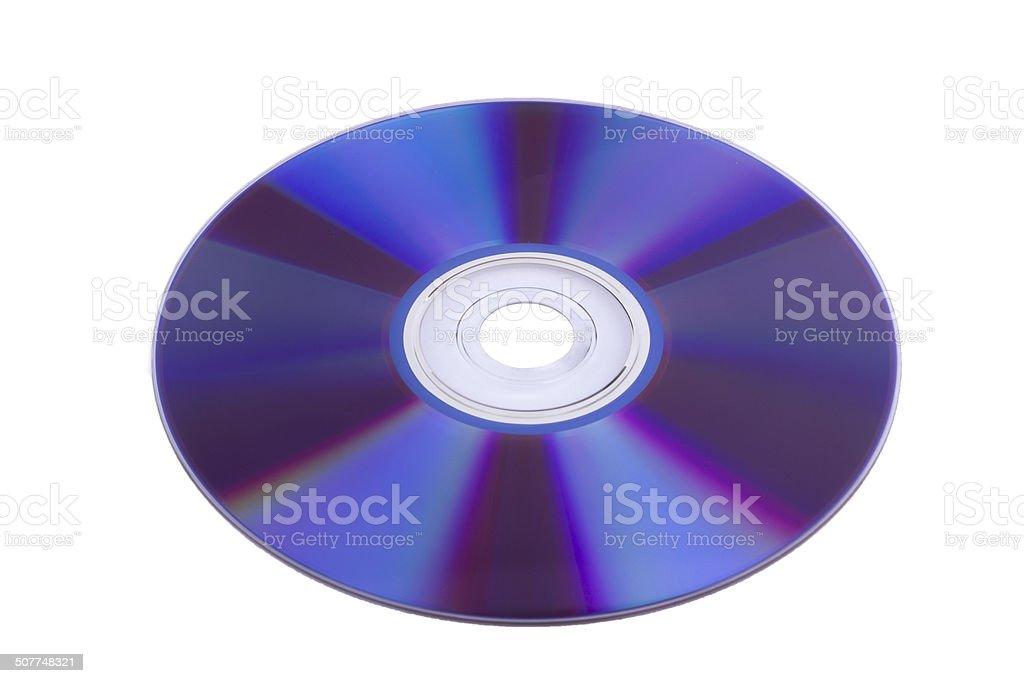 Superfície do CD-ROM foto royalty-free