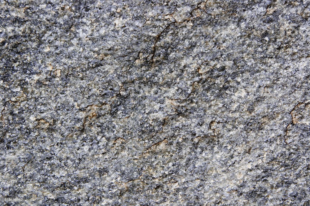 Surface of the granite stone stock photo