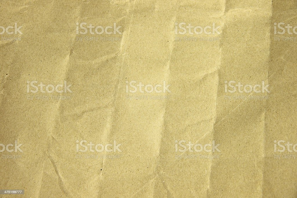 Surface or texture is crumpled table. royalty-free stock photo
