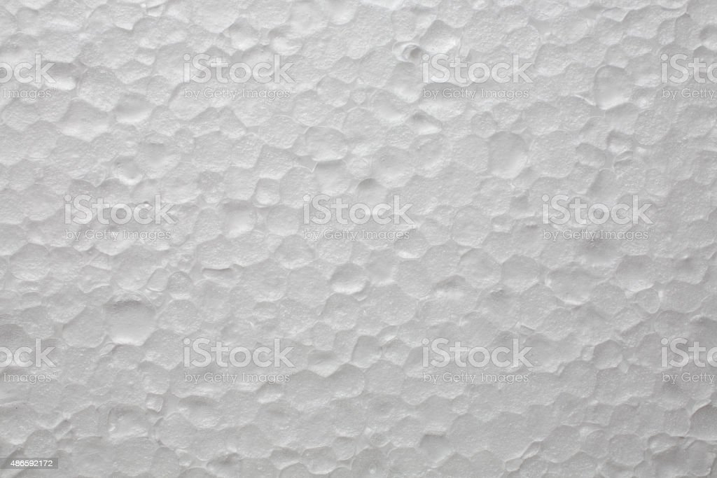 Surface structure of a polystyrene plate, background motive stock photo