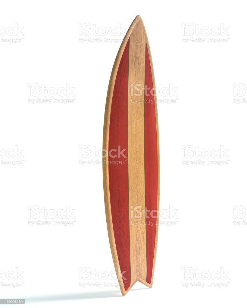 Surfboard stock photo