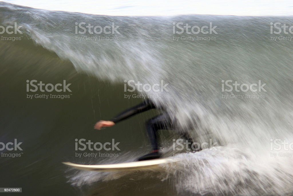 surfer 3 royalty-free stock photo
