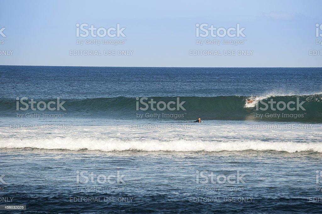 Surfer Dudes stock photo