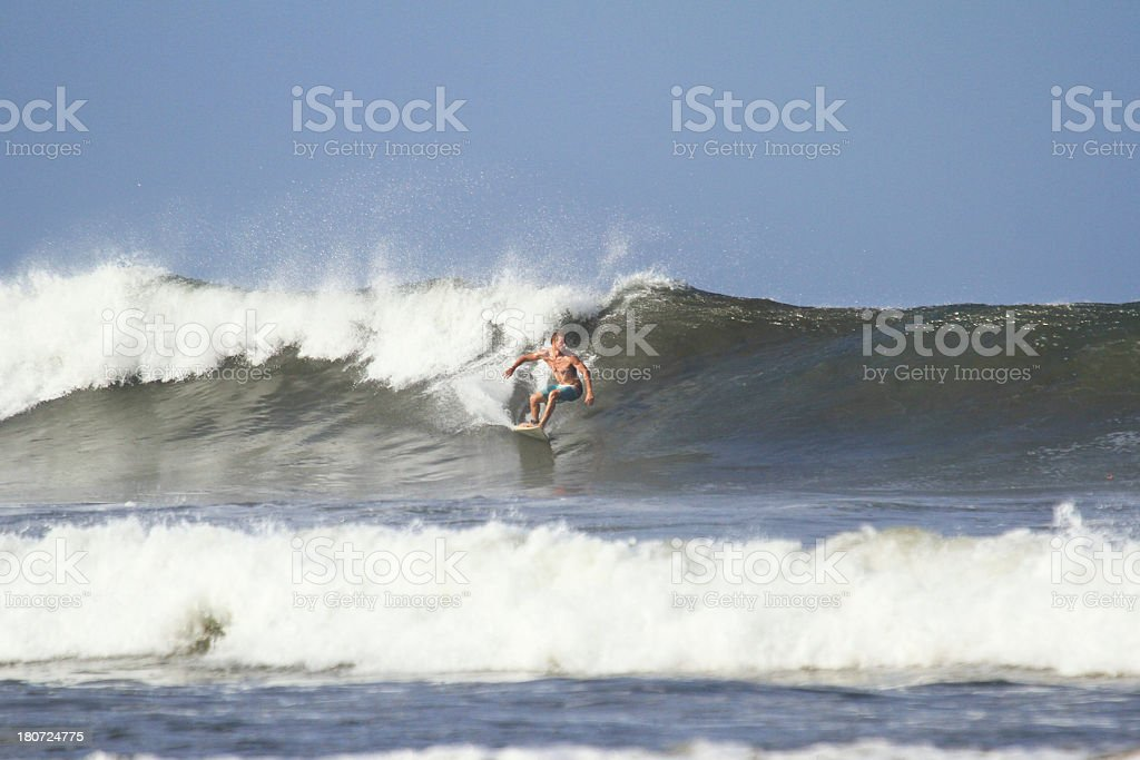 surfer royalty-free stock photo