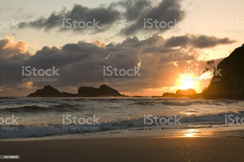 Surfers Dream royalty-free stock photo