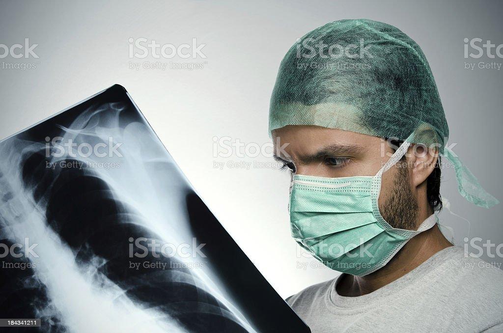 Surgeon Doctor stock photo