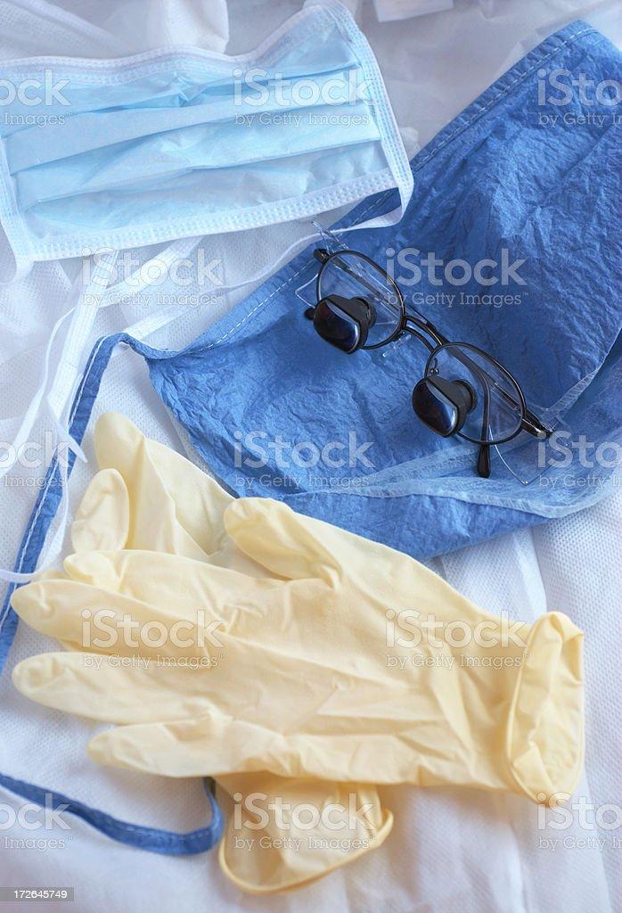 Surgery Prep stock photo
