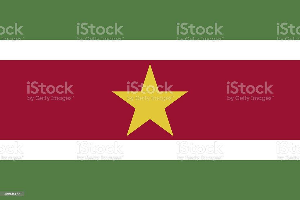 Suriname stock photo