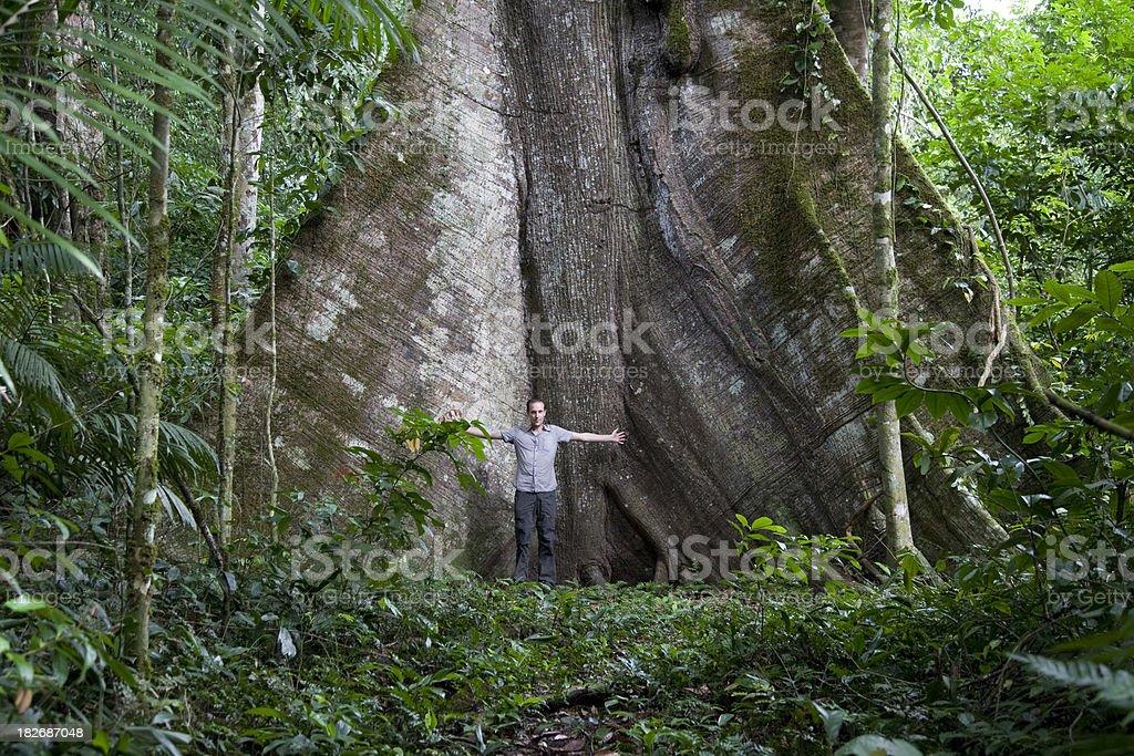 Suriname, research. stock photo