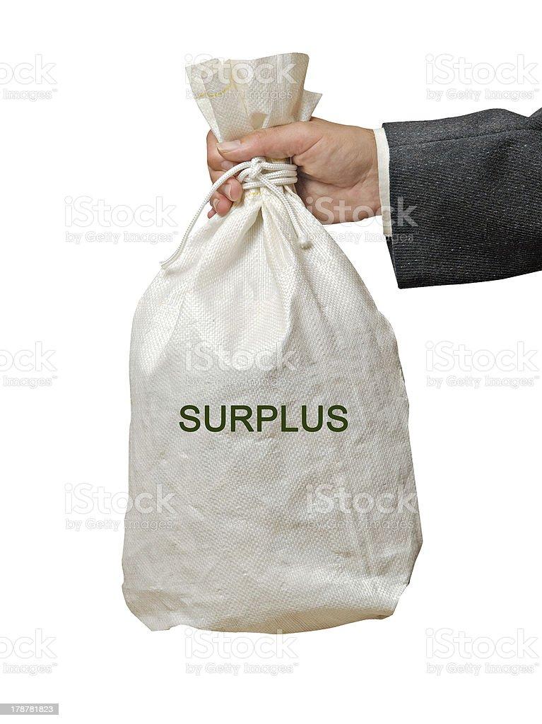 Surplus royalty-free stock photo