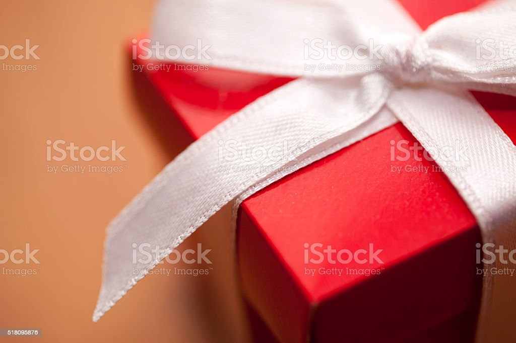 Surprise Box stock photo