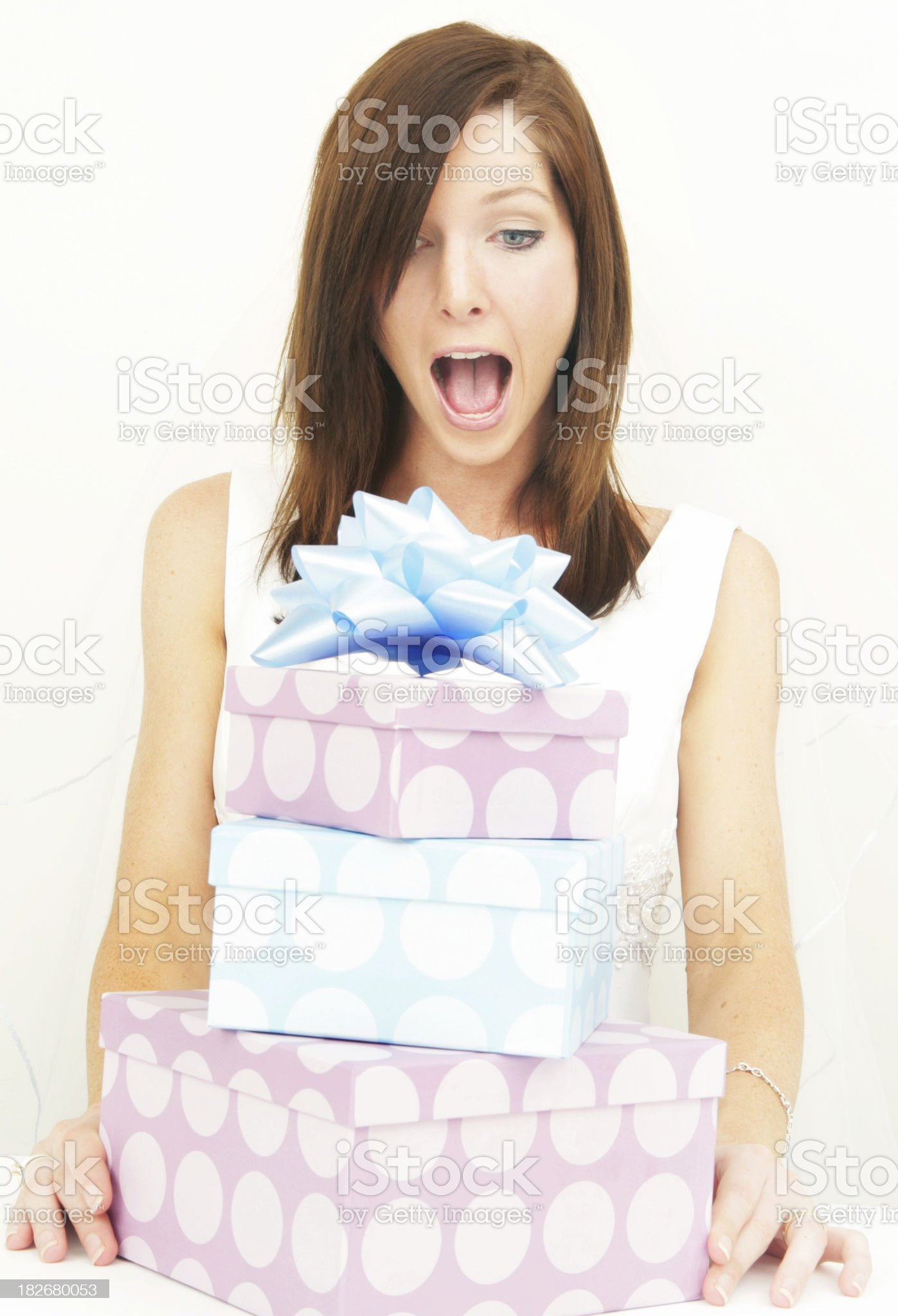 Surprise Gifts royalty-free stock photo