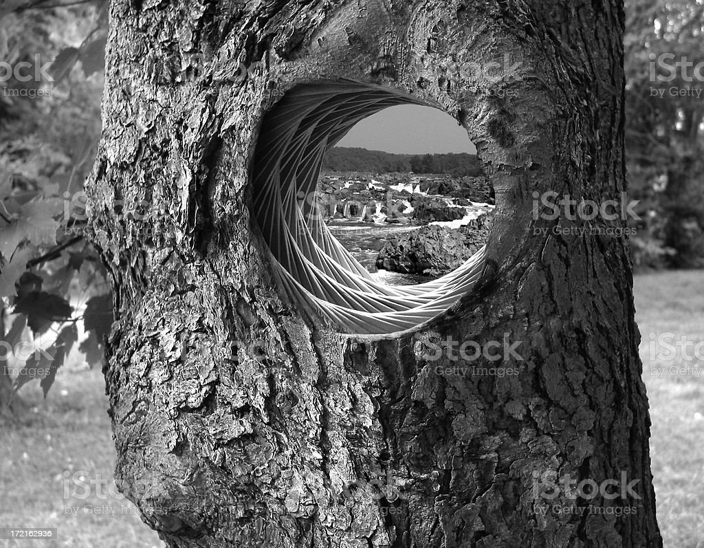 Surreal royalty-free stock photo