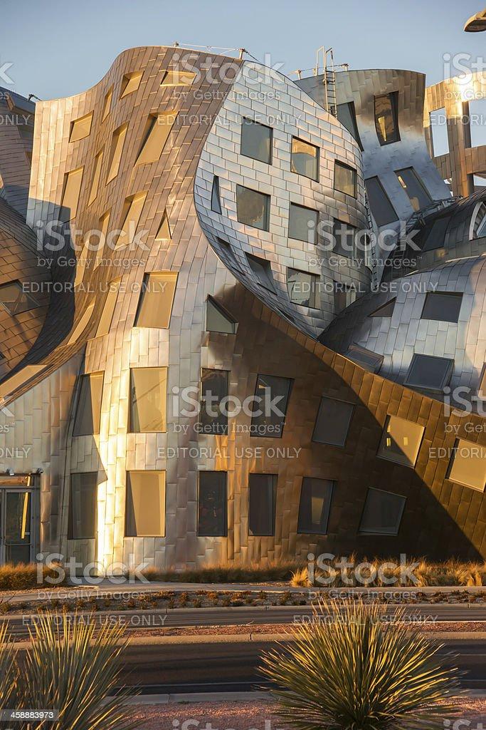 Surrealistic Bizarchitecture royalty-free stock photo