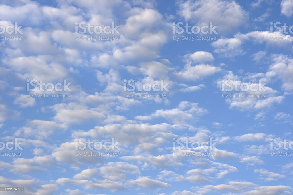 Surrealistic Sky Hz stock photo