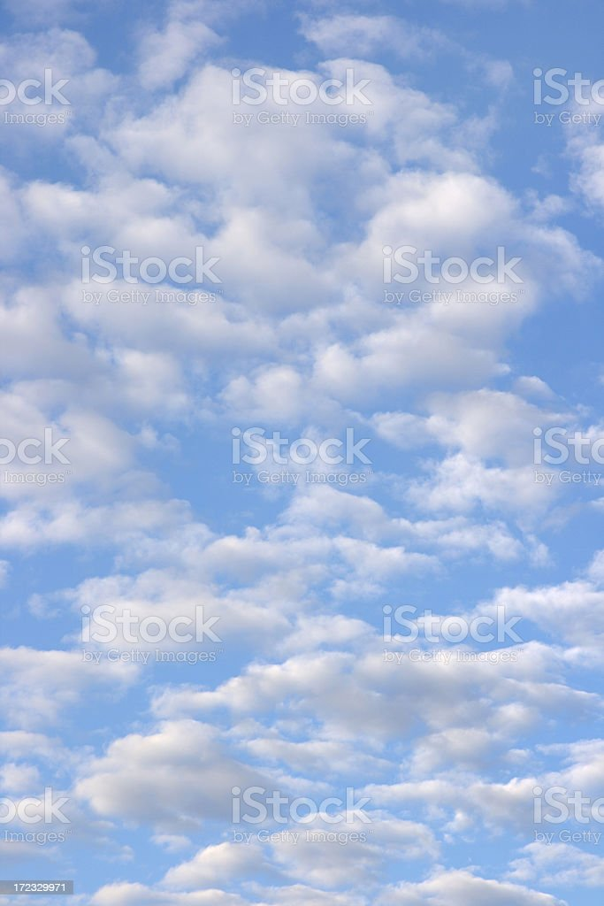 Surrealistic Sky Vt stock photo