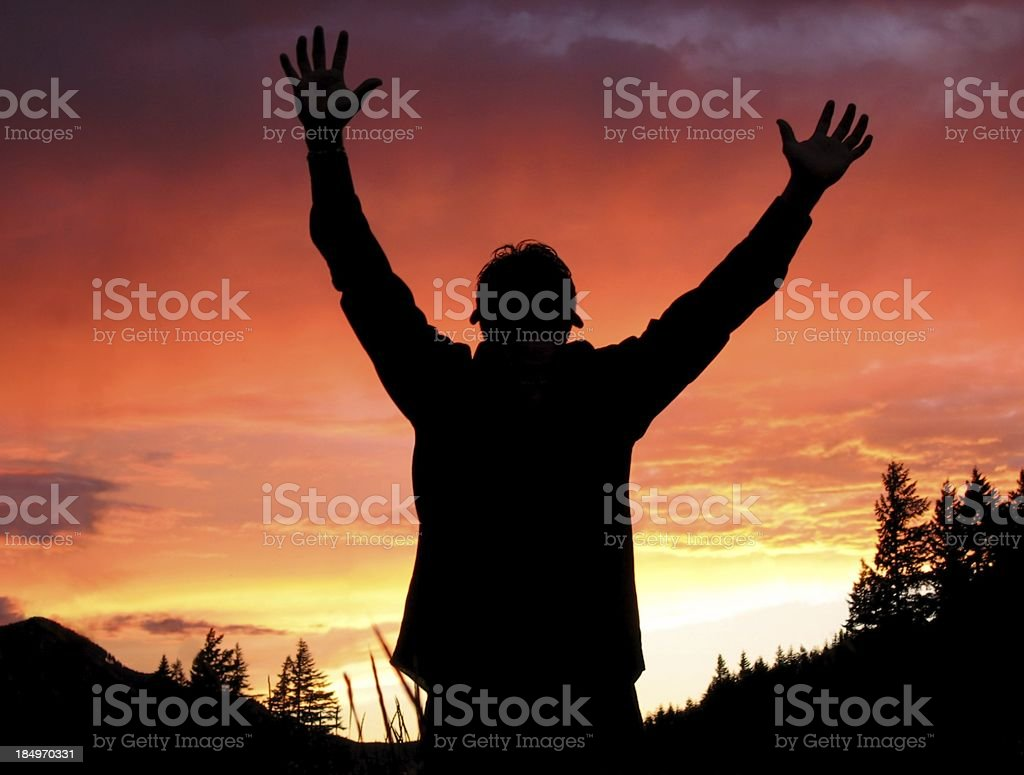 Surrender 02 royalty-free stock photo