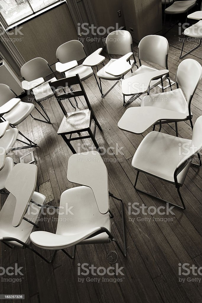Surrounded royalty-free stock photo