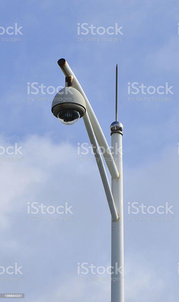surveillance stock photo