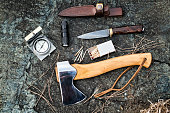 Survival and outdoors equipment