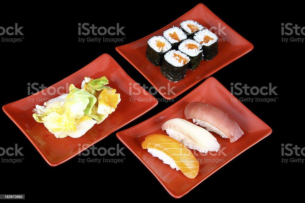 Sushi 02 royalty-free stock photo