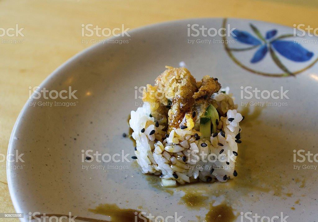 Sushi 1 royalty-free stock photo