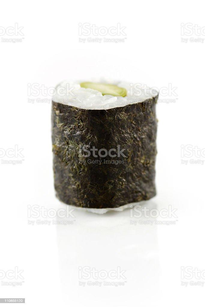 Sushi Detail royalty-free stock photo
