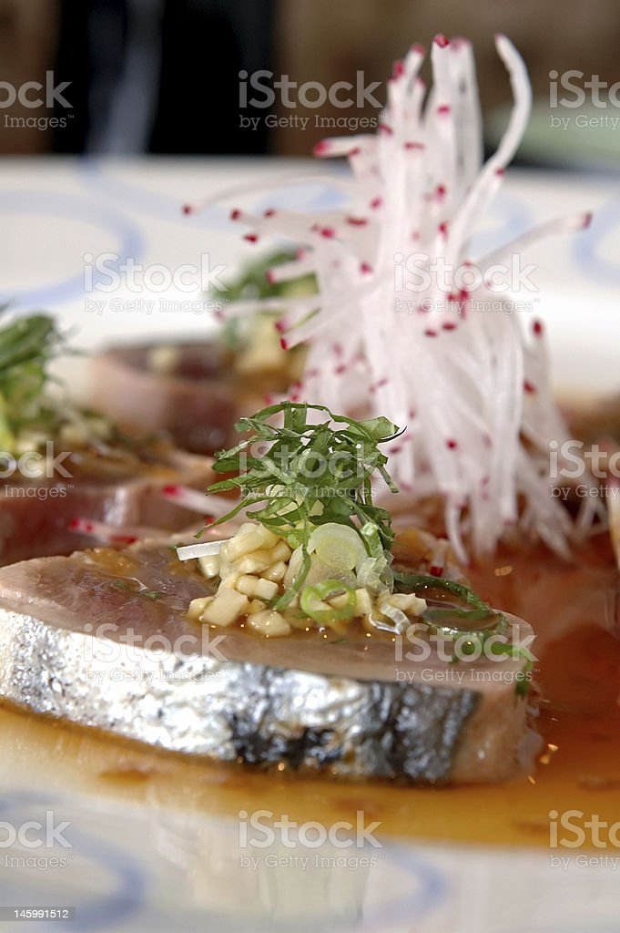 Sushi Dish 3 royalty-free stock photo