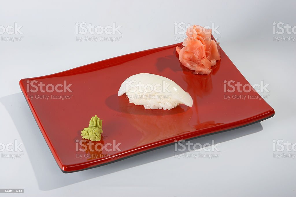 Sushi. royalty-free stock photo