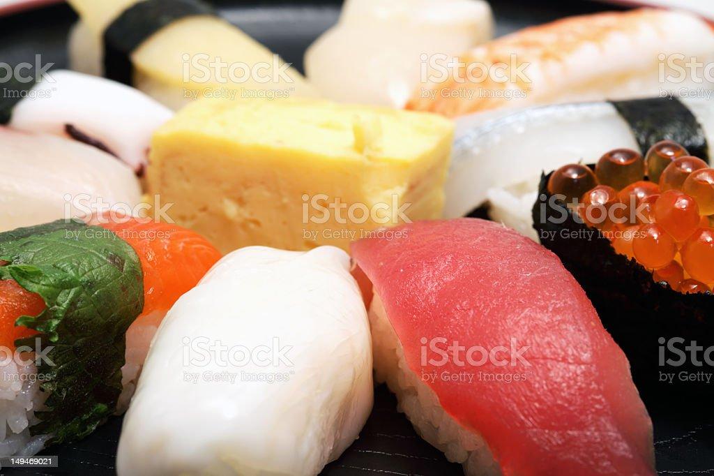 Sushi Lizenzfreies stock-foto