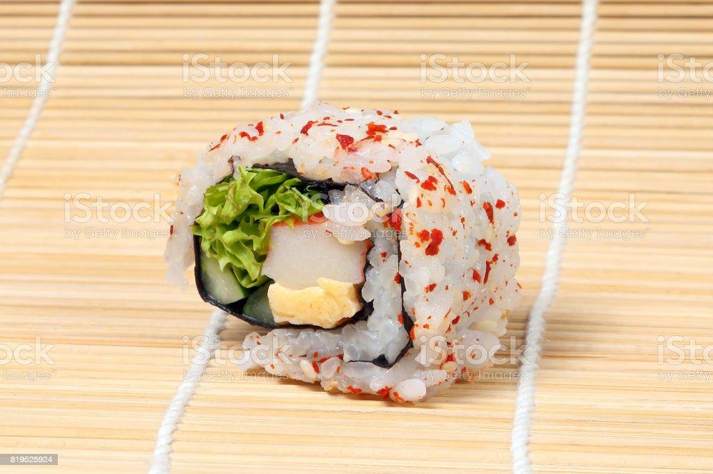Sushi stock photo