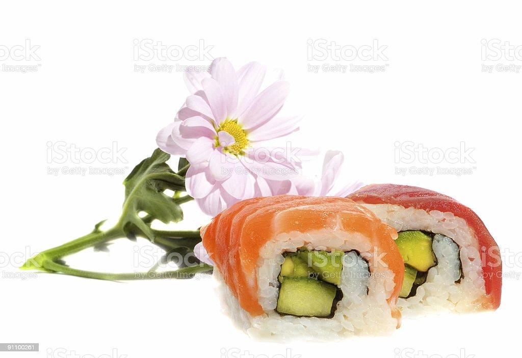 sushi susi royalty-free stock photo