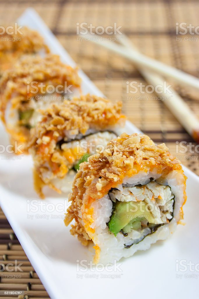Sushi Too royalty-free stock photo
