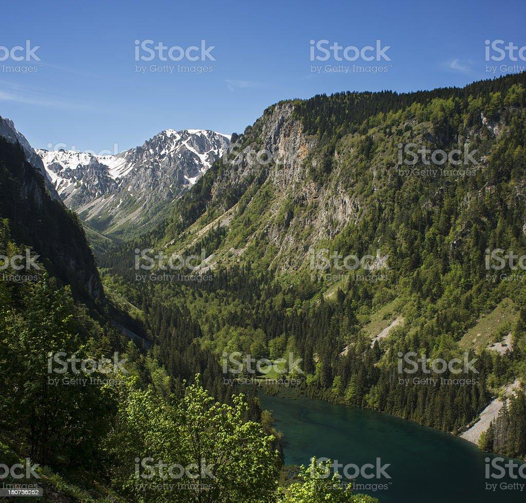 Susicko jezero (lake) royalty-free stock photo