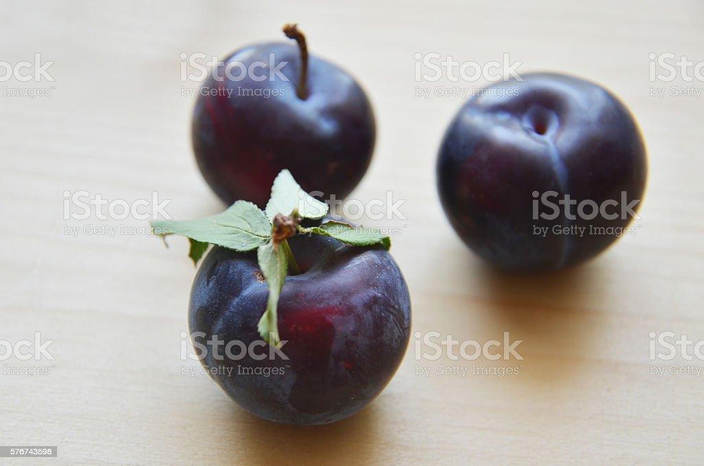 Susine viola stock photo
