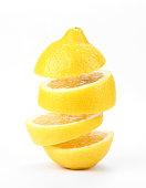 suspended lemon